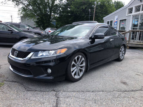 2014 Honda Accord for sale at Top Line Import in Haverhill MA