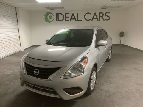 2015 Nissan Versa for sale at Ideal Cars Apache Junction in Apache Junction AZ