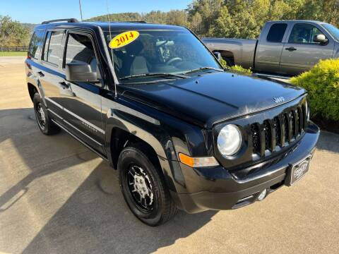 2014 Jeep Patriot for sale at Car City Automotive in Louisa KY