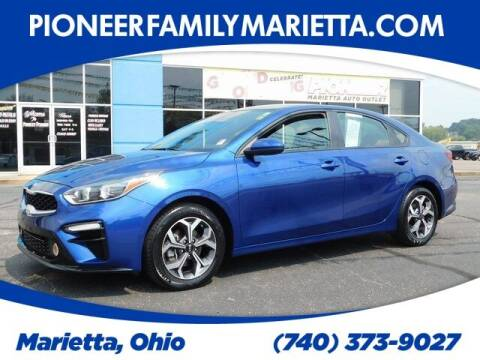2019 Kia Forte for sale at Pioneer Family preowned autos in Williamstown WV