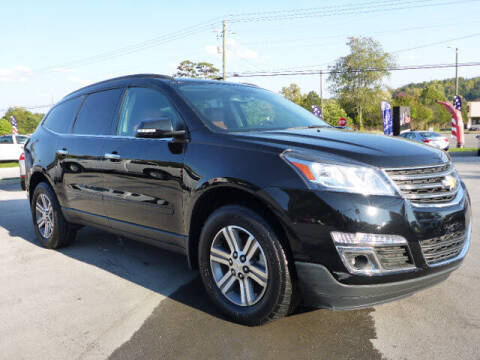 2017 Chevrolet Traverse for sale at Viles Automotive in Knoxville TN