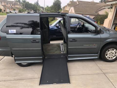 2005 Dodge Grand Caravan for sale at CARS FOR YOU in Lemon Grove CA