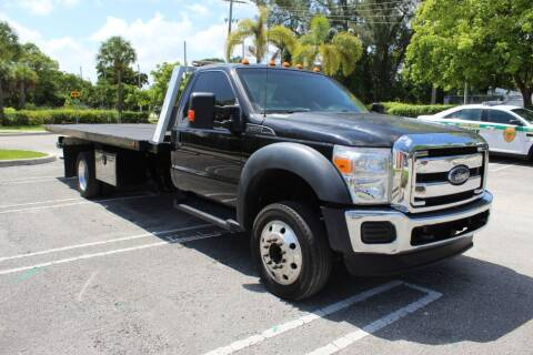 2016 Ford F-550 Super Duty for sale at Truck and Van Outlet - All Inventory in Hollywood FL