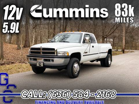 1998 Dodge Ram Pickup 3500 for sale at Gateway Car Connection in Eureka MO