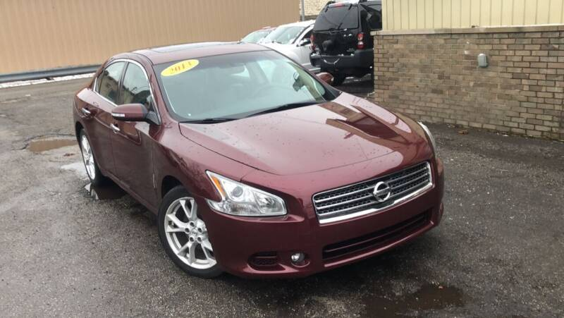 2013 Nissan Maxima for sale at Some Auto Sales in Hammond IN