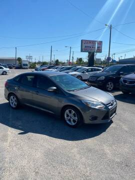 2014 Ford Focus for sale at Jamrock Auto Sales of Panama City in Panama City FL