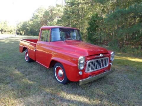 1960 International B100 for sale at Classic Car Deals in Cadillac MI