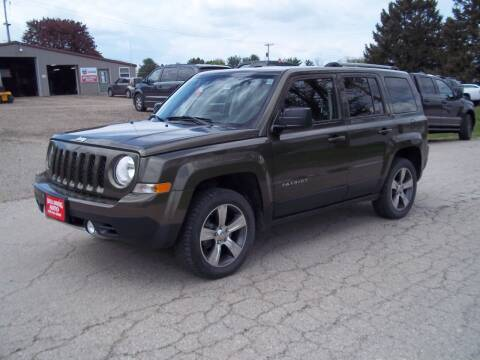 2016 Jeep Patriot for sale at SHULLSBURG AUTO in Shullsburg WI