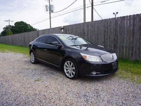 2012 Buick LaCrosse for sale at BLUE RIBBON MOTORS in Baton Rouge LA