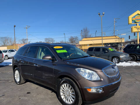 2012 Buick Enclave for sale at Figueroa Auto Sales in Joliet IL