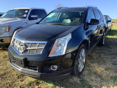 2010 Cadillac SRX for sale at Auto Martt, LLC in Harrodsburg KY