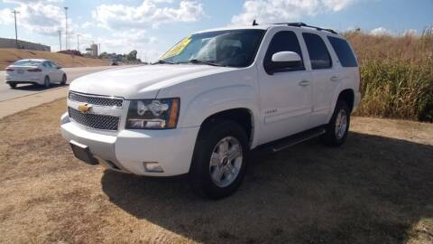 2012 Chevrolet Tahoe for sale at 6 D's Auto Sales MANNFORD in Mannford OK