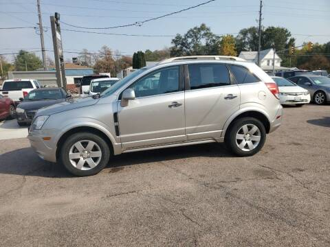 2008 Saturn Vue for sale at RIVERSIDE AUTO SALES in Sioux City IA