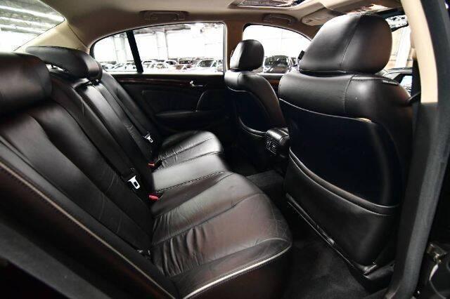2005 Infiniti Q45 4dr Sedan - Bensenville IL