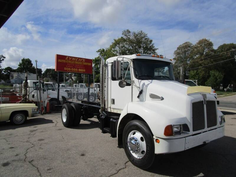 1997 Kenworth T300 for sale at Lynch's Auto - Cycle - Truck Center in Brockton MA