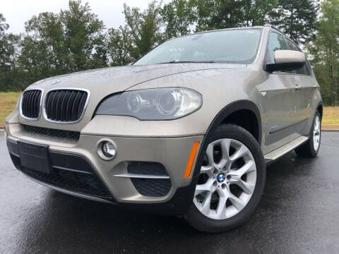 2008 BMW X5 for sale at El Camino Auto Sales in Sugar Hill GA