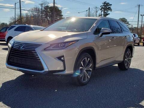 2019 Lexus RX 350L for sale at Gentry & Ware Motor Co. in Opelika AL