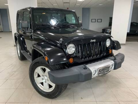 2011 Jeep Wrangler for sale at Auto Mall of Springfield in Springfield IL
