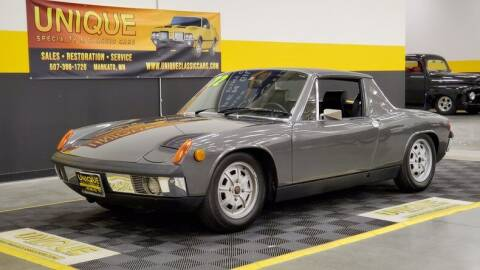 1972 Porsche 914 for sale at UNIQUE SPECIALTY & CLASSICS in Mankato MN