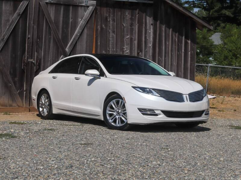 2014 Lincoln MKZ Hybrid for sale at LKL Motors in Puyallup WA