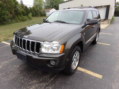2006 Jeep Grand Cherokee for sale at Rose Auto Sales & Motorsports Inc in McHenry IL