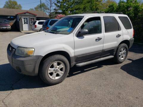 2006 Ford Escape for sale at New Start Motors LLC - Crawfordsville in Crawfordsville IN