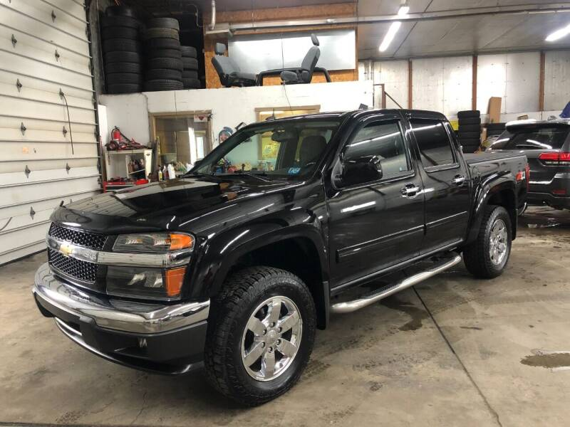 2011 Chevrolet Colorado for sale at T James Motorsports in Gibsonia PA