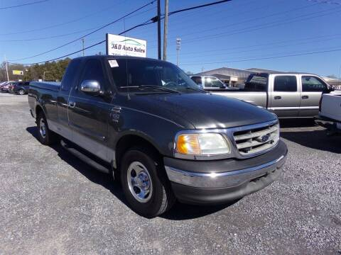 2003 Ford F-150 for sale at J & D Auto Sales in Dalton GA