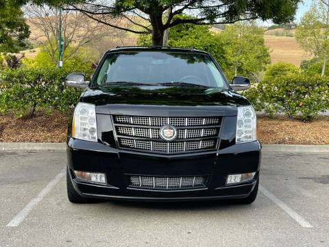 2013 Cadillac Escalade for sale at CARFORNIA SOLUTIONS in Hayward CA