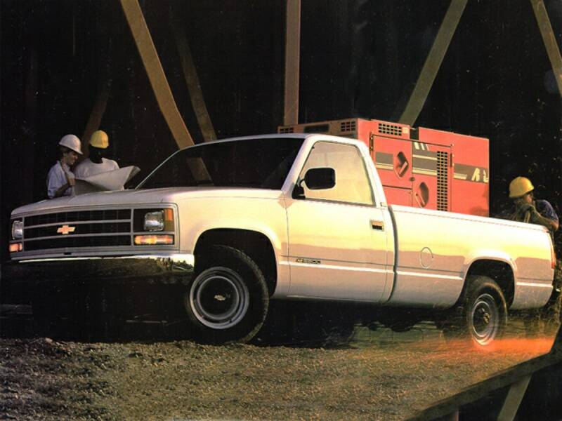 1993 Chevrolet C/K 3500 Series for sale at St. Croix Classics in Lakeland MN