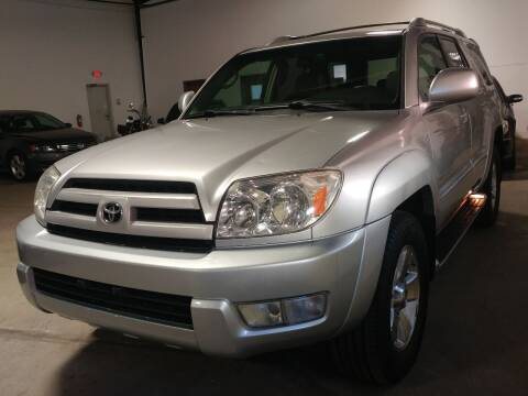 2004 Toyota 4Runner for sale at MULTI GROUP AUTOMOTIVE in Doraville GA