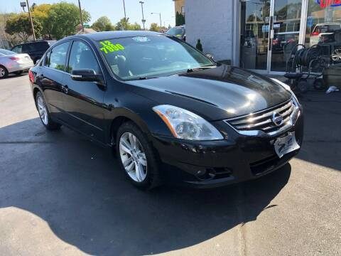 2012 Nissan Altima for sale at Streff Auto Group in Milwaukee WI