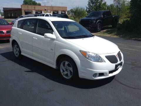 2007 Pontiac Vibe for sale at Bruns & Sons Auto in Plover WI