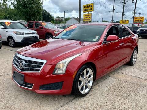 2013 Cadillac ATS for sale at Steve's Auto Sales in Norfolk VA