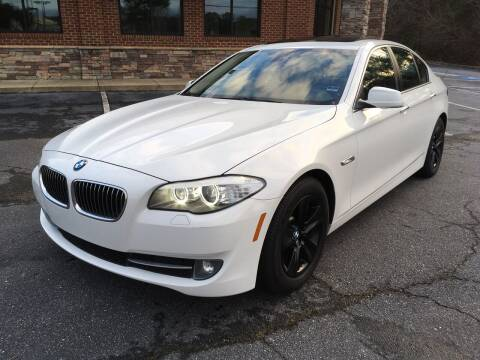 2013 BMW 5 Series for sale at Legacy Motor Sales in Norcross GA