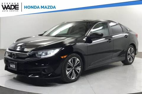 2017 Honda Civic for sale at Stephen Wade Pre-Owned Supercenter in Saint George UT