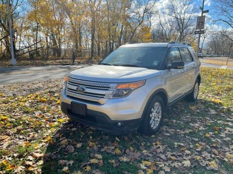 2011 Ford Explorer for sale at Kapos Auto, Inc. in Ridgewood, Queens NY
