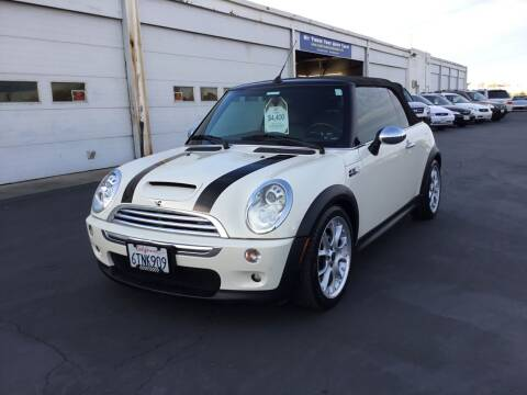 2006 MINI Cooper for sale at My Three Sons Auto Sales in Sacramento CA