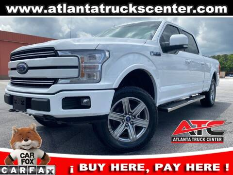 2018 Ford F-150 for sale at ATLANTA TRUCK CENTER LLC in Brookhaven GA