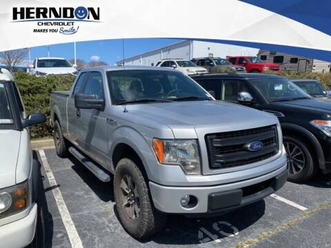 2013 Ford F-150 for sale at Herndon Chevrolet in Lexington SC