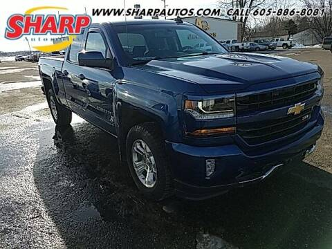 2016 Chevrolet Silverado 1500 for sale at Sharp Automotive in Watertown SD