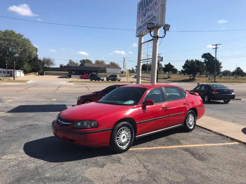2004 Chevrolet Impala 4dr Sedan - Lawton OK