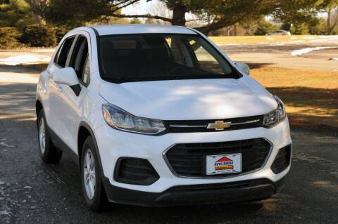 2020 Chevrolet Trax for sale at Auto House Superstore in Terre Haute IN