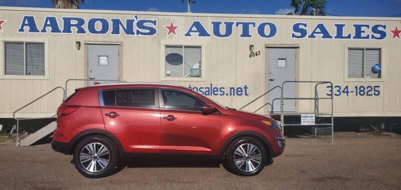 2014 Kia Sportage for sale at Aaron's Auto Sales in Corpus Christi TX