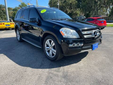 2011 Mercedes-Benz GL-Class for sale at QUALITY PREOWNED AUTO in Houston TX