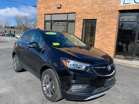 2019 Buick Encore for sale at Dominic Sales LTD in Syracuse NY