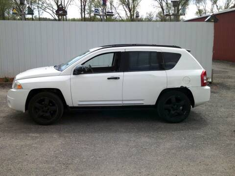 2008 Jeep Compass for sale at Chaddock Auto Sales in Rochester MN