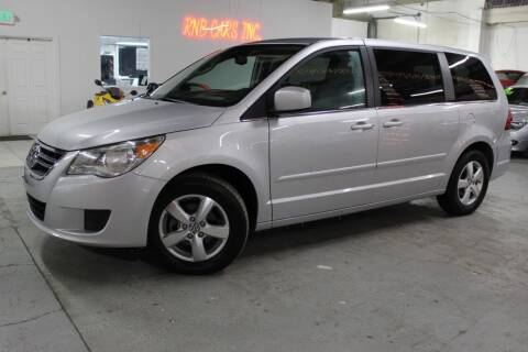 2010 Volkswagen Routan for sale at R n B Cars Inc. in Denver CO