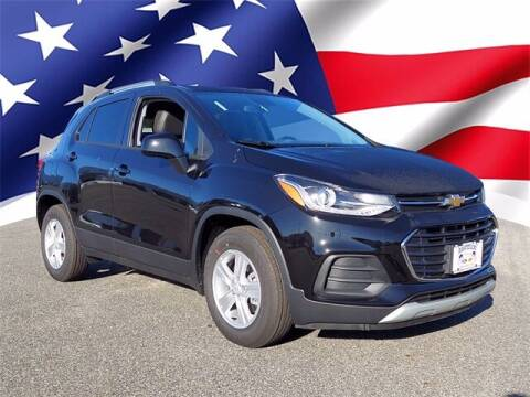 2021 Chevrolet Trax for sale at Gentilini Motors in Woodbine NJ