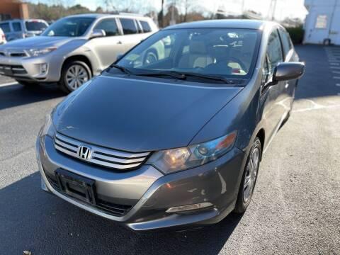 2010 Honda Insight for sale at 1A Auto Sales in Walpole MA